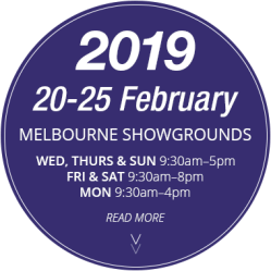 2019 flemington caravan super show