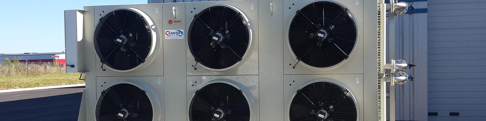 Canti Process Climatisation Industrielle Et