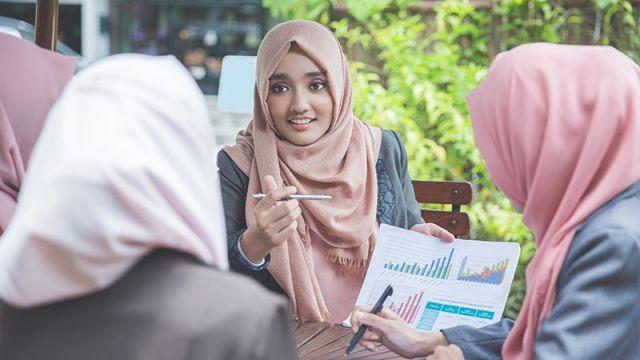 Image result for cewek hijab semangat