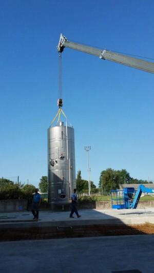 il nuovo silos