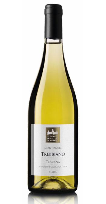 Trebbiano Toscana Igt - bottiglia