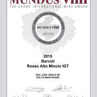 Mondus vini Barcoli