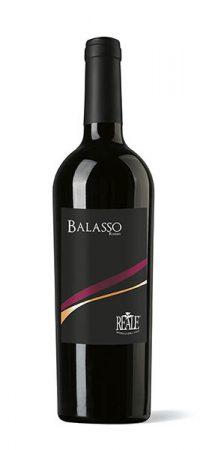 Red wine bottle mock-up on soft gray background.3D illustration