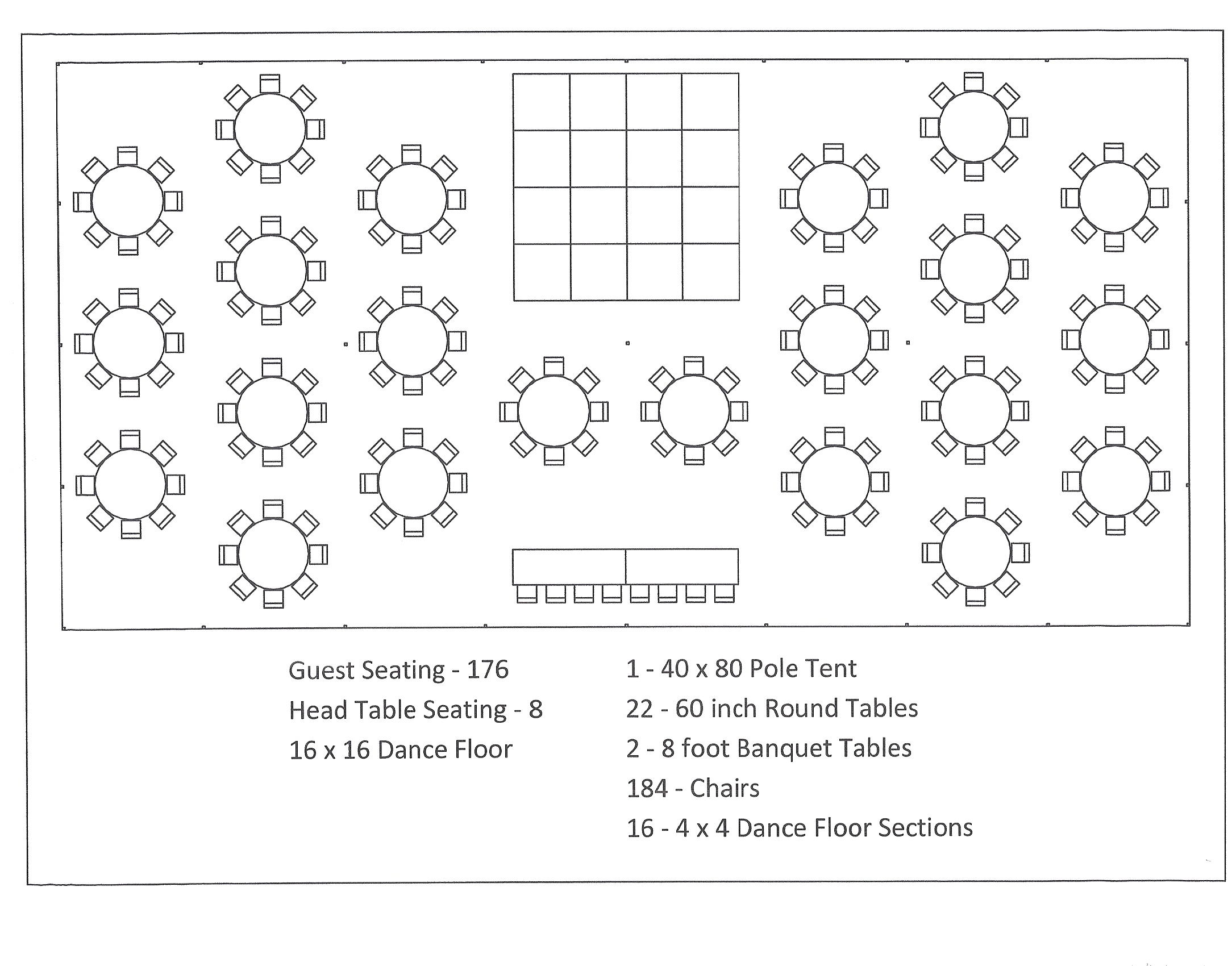 Seating Diagrams Floor Plans