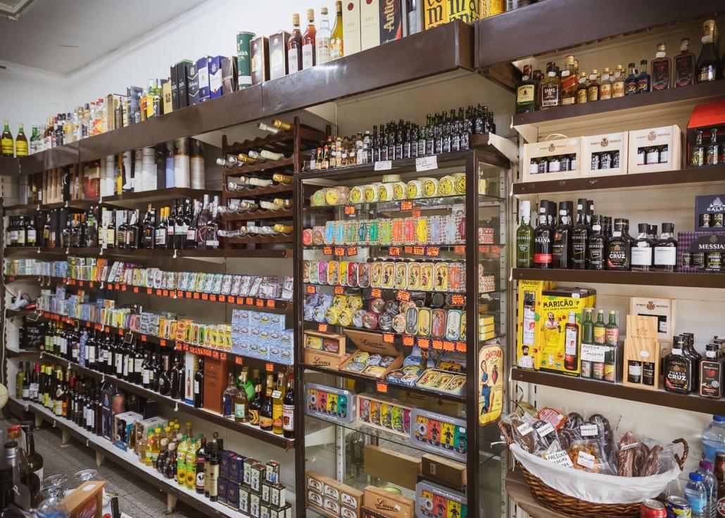 Mercearia do Galo grocery in Porto