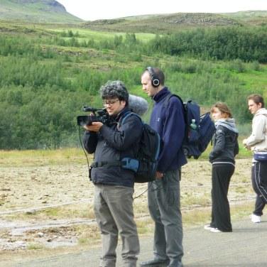 Ora si ferma il vento - Skálholt, Islanda 2010