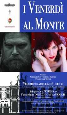 20 aprile - I VENERDì AL MONTE - paceltrina