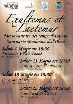 Exultemus - thiene