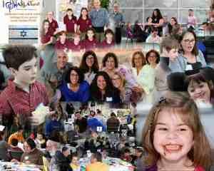 Seder Collage