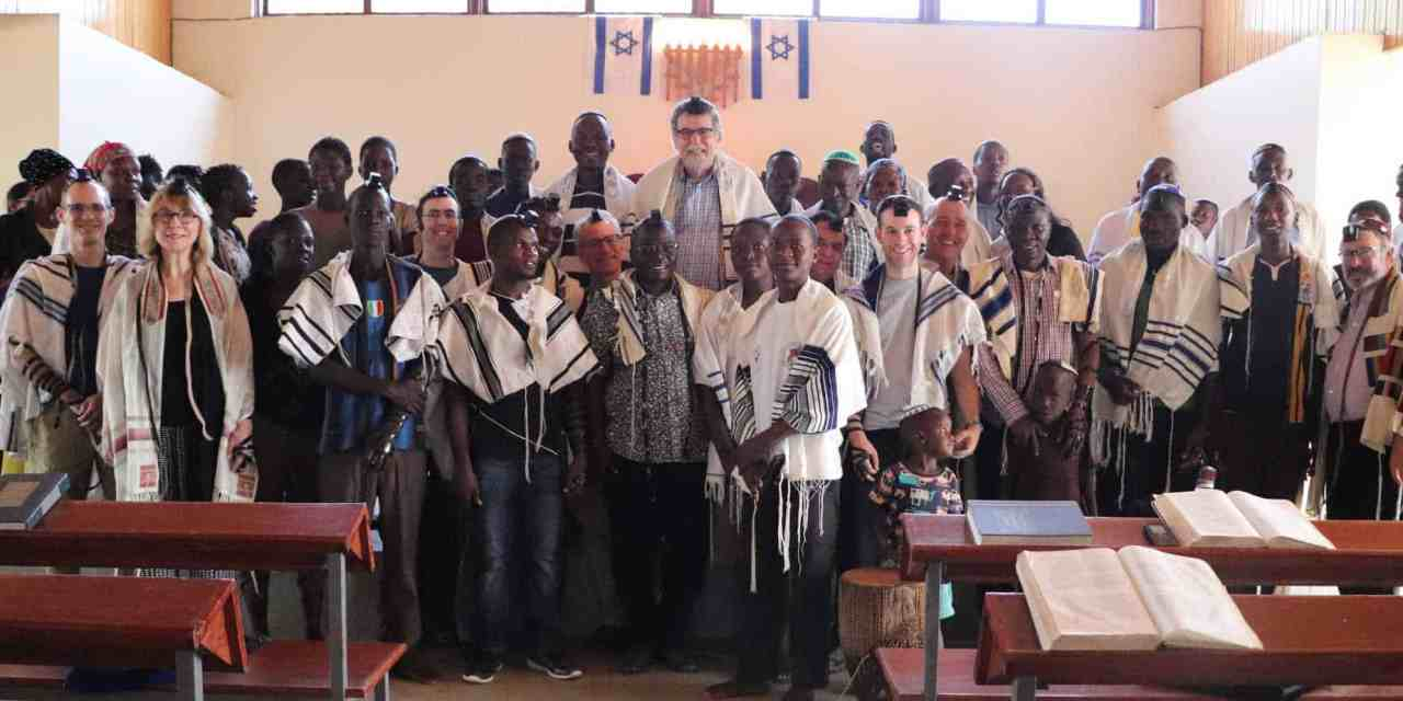 Cantors Assembly Trip to Uganda: Mission Accomplished or Just Beginning?