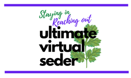 Ultimate Virtual Passover Seder 2020