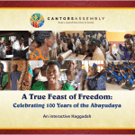 A True Feast of Freedom: Celebrating 100 Years of the Abayudaya