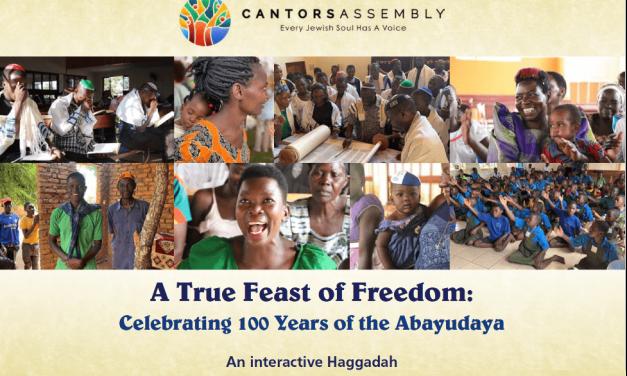 A True Feast of Freedom: Celebrating 100 Years of the Abayudaya