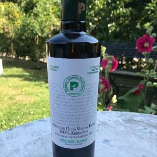 pio del ramo organic arbequina extra virgen olijfolie 500ml
