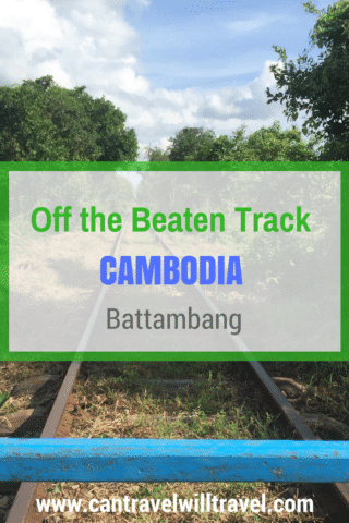 Battambang Off the Beaten Track Cambodia, Bamboo Train