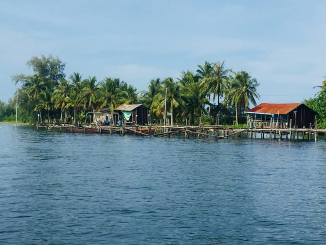 Journey to Koh Kong Island in Cambodia