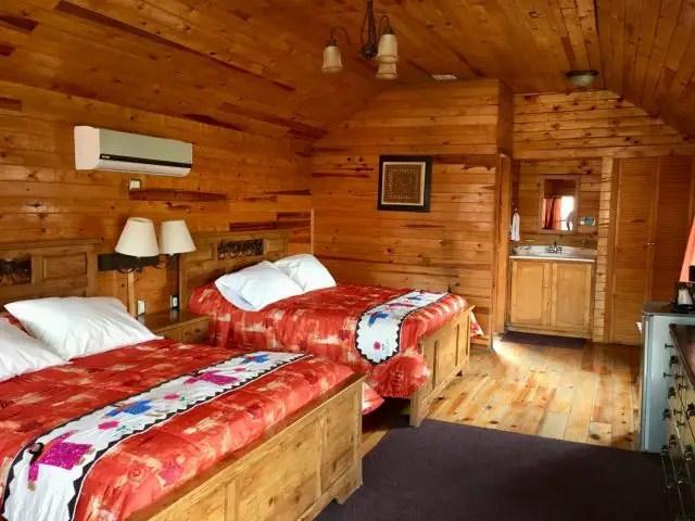Villa Mexicana Creel Mountain Lodge Cabin in Creel, Mexico