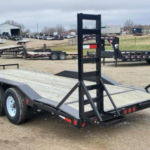 "PJ Trailers Trailer B6 6"" CHANNEL SUPER-WIDE"