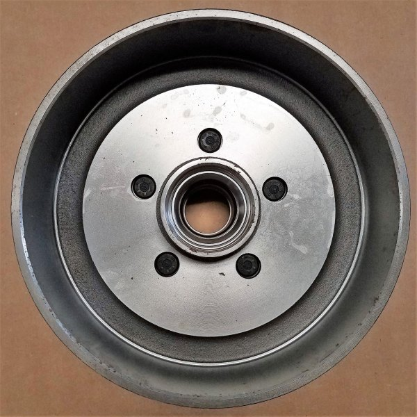 "84556 5 BOLT (5"" BOLT PATTERN) HUB & DRUM ONLY"