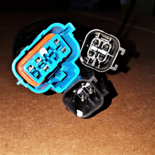 WHDCC DODGE FLATBED WIRING ADAPTER