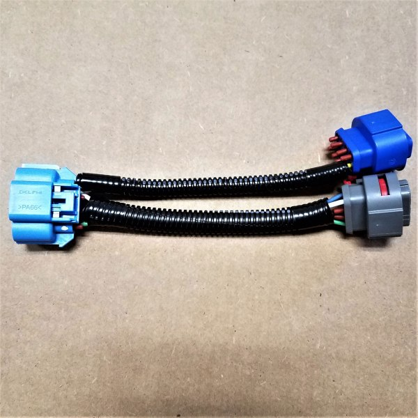 WHG1415 GM FLATBED WIRING ADAPTER