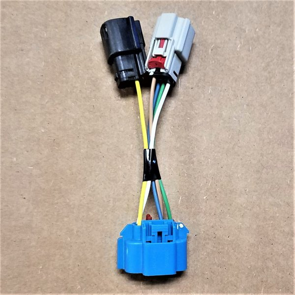 WHG16 GM FLATBED WIRING ADAPTER