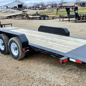 PJ Trailers Trailer TJ HD EQUIPMENT TILT