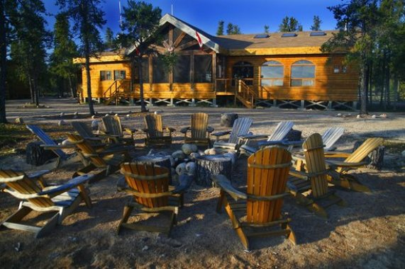 Where: Manitoba, Canada About: This beautiful lodge is perfect for a fly-in fishing experience. If you are looking to catch Northern Pike, lake trout, walleye, or arctic grayling, this is the place for you!