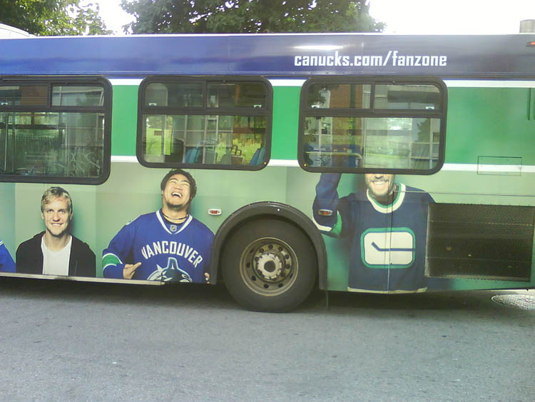 We Are All Canucks ad campaign