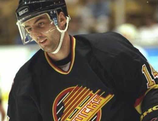 Jesse Belanger, Vancouver Canucks