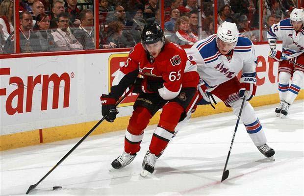Erik Karlsson, Ottawa Senators, New York Rangers