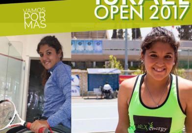 Florencia Moreno Sub- campeona en Israel