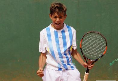 Argentina Campeón de la mano de Nicolás Eli