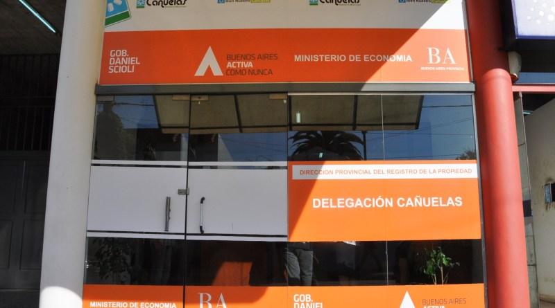 La sede Cañuelas será cerrada por decisión de la Provincia.