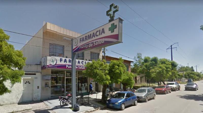farmacia calle alem cañuelas