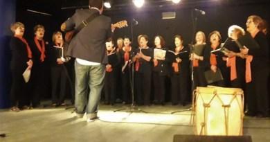 El Coro de Cañuelas se presentó en Córdoba