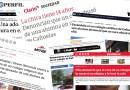 """El caso """"Santa María"""" trascendió en la prensa nacional"""