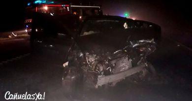 Dos niños y un mayor murieron en un nuevo accidente en El Taladro