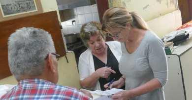 El Hogar Santa María del Rosario recibió ayuda económica