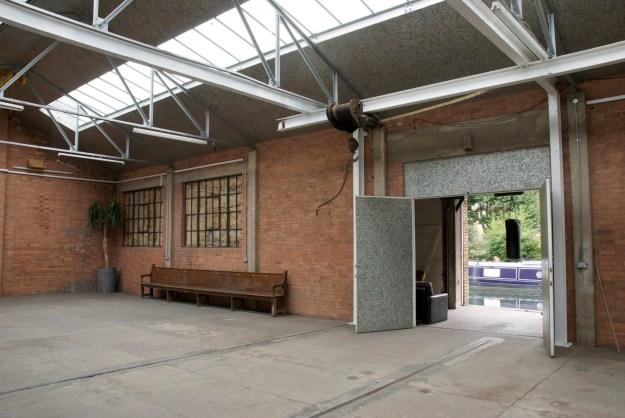 Hoxton Docks - Canvas Events