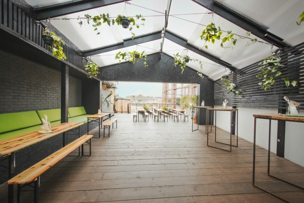 Oval Space - Canvas Events