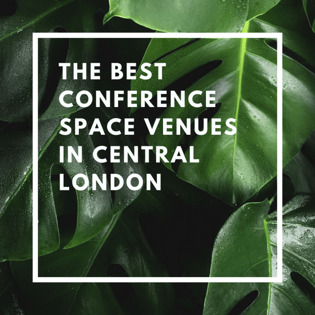 the best conference space venues in central london