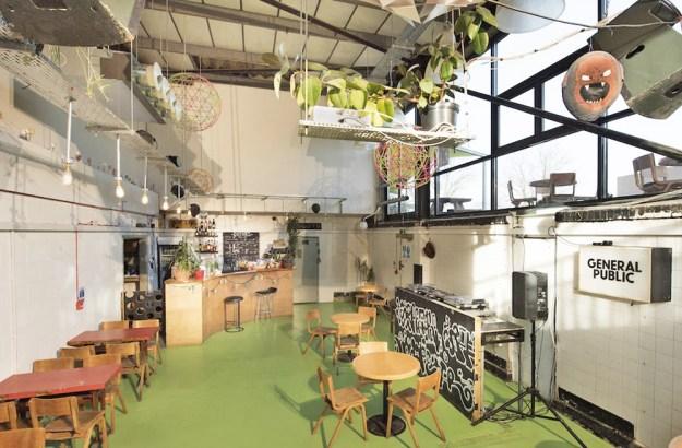 grow hackney wick venues
