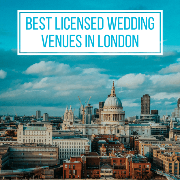 licensed wedding venues london