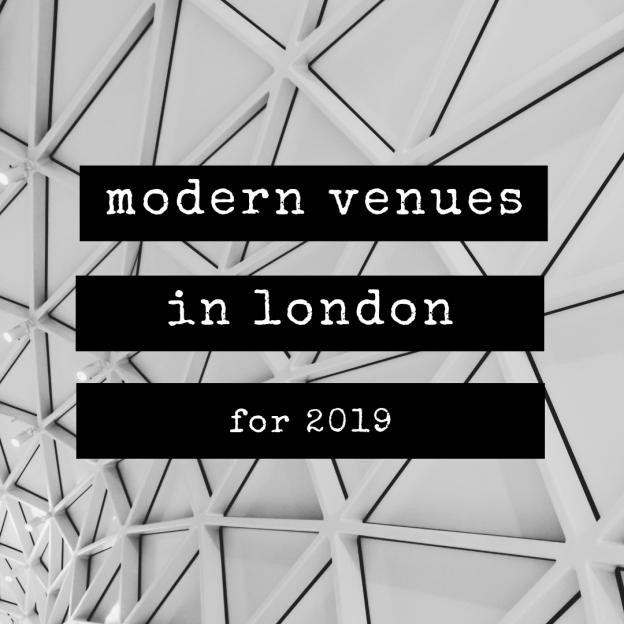 modern venues 2019