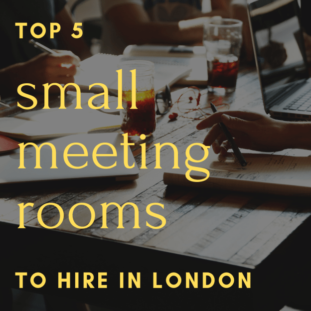 small meeting rooms TO HIRE IN LONDON