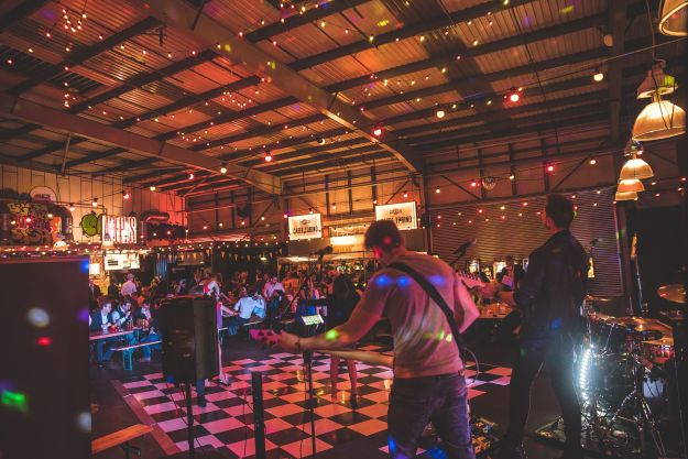 hawker house christmas party