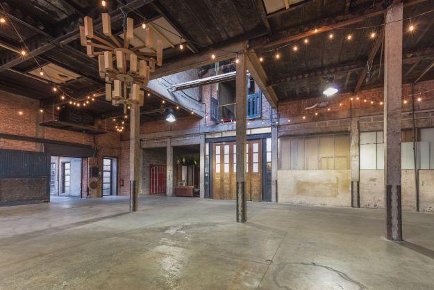 hoxton docks east london wedding venues