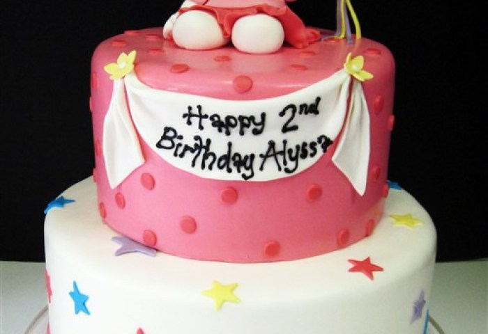 23 Most Awesome Girls Birthday Cakes Canvas Factory