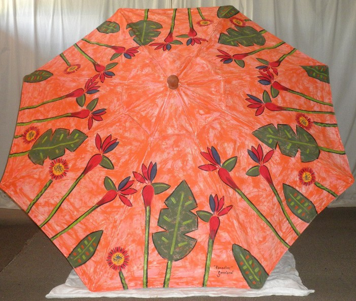 Paradise Tropical Umbrella